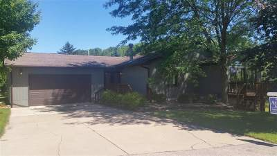 Single Family Home For Sale: N7520 Solar Ct