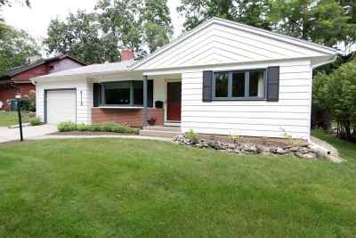 Madison Single Family Home For Sale: 4118 Chippewa Dr