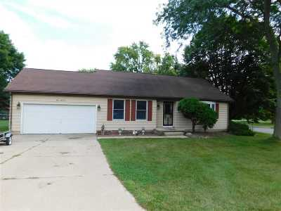 Dane County Single Family Home For Sale: 100 Frosty Ct