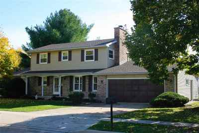 Waunakee Single Family Home For Sale: 602 7th St