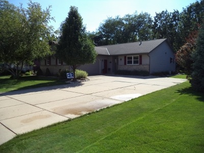 Janesville Single Family Home For Sale: 4525 W Rotamer Rd