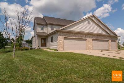 Mount Horeb Single Family Home For Sale: 101 Temple Cir