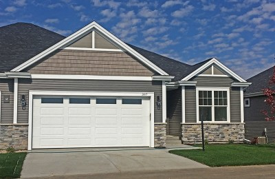 Sun Prairie Single Family Home For Sale: 397 Bella Way