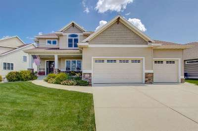 Waunakee Single Family Home For Sale: 617 N Meadowbrook Ln