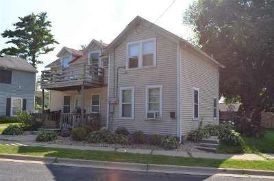 Dane County Multi Family Home For Sale: 300 S 7th St