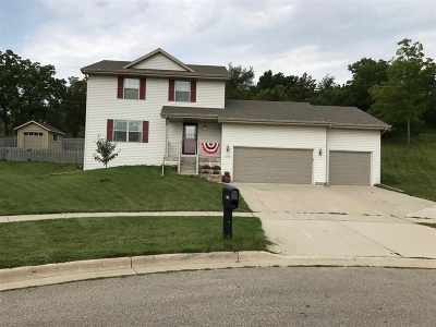 Milton Single Family Home For Sale: 4725 Highview Ct