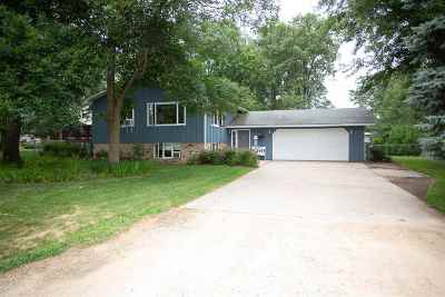 Adams WI Single Family Home For Sale: $149,000