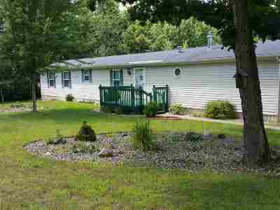 Friendship Single Family Home For Sale: 2183 Town Rd