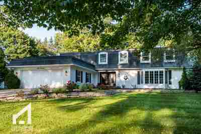 Madison Single Family Home For Sale: 814 Charing Cross Rd