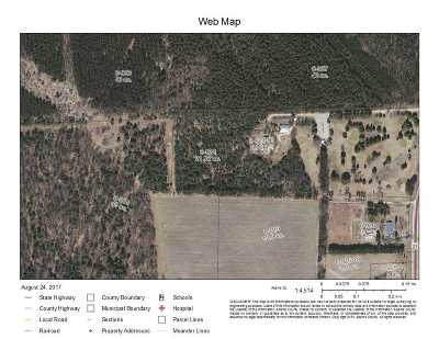 Wisconsin Dells Residential Lots & Land For Sale: 10 Ac Hwy 23