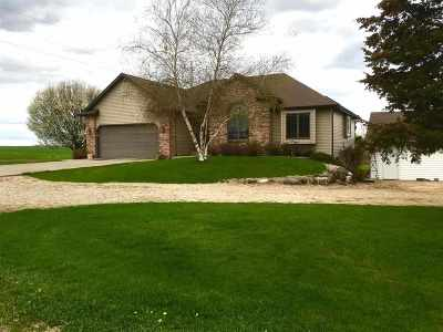 Deforest Single Family Home For Sale: 7399 S Meixner Rd