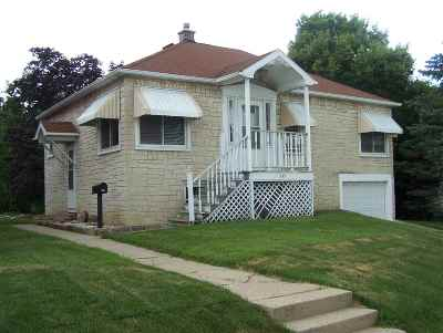 Columbus Single Family Home For Sale: 545 Manning St