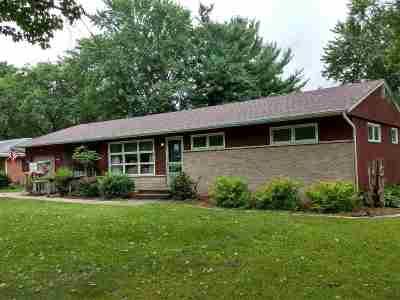 Beloit Single Family Home For Sale: 816 Post Rd