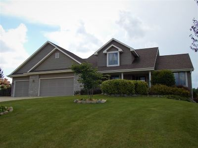 Milton Single Family Home For Sale: 5641 N Waterman Dr