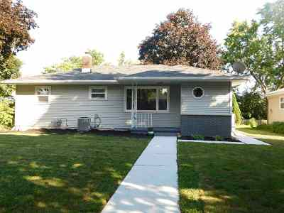 Madison Single Family Home For Sale: 4221 Dwight Dr