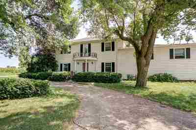 Marshall Single Family Home For Sale: 1515 Muller Rd