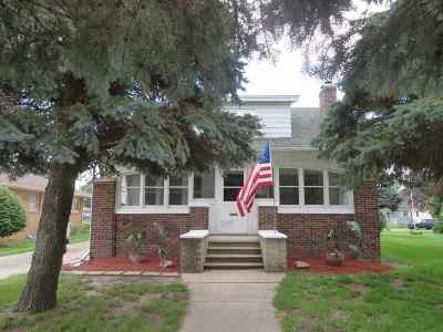 Janesville Single Family Home For Sale: 1108 Hawthorne Ave