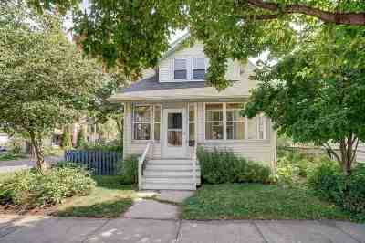 Madison Single Family Home For Sale: 121 N 6th St