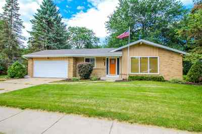 Janesville Single Family Home For Sale: 2523 Kenwood Ave