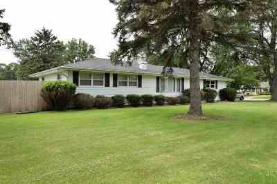 Beloit Single Family Home For Sale: 1965 Bootmaker Dr