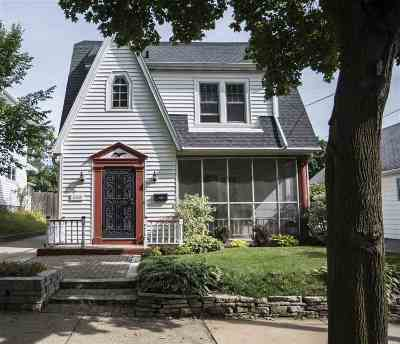 Madison Single Family Home For Sale: 3110 Center Ave