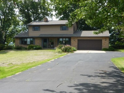 Janesville Single Family Home For Sale: 13119 County Road B