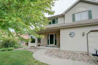Cross Plains Single Family Home For Sale: 3126 Melody Pky