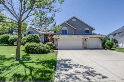 Madison Single Family Home For Sale: 8821 Timber Wolf Tr