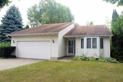 Madison Single Family Home For Sale: 5509 Forge Dr