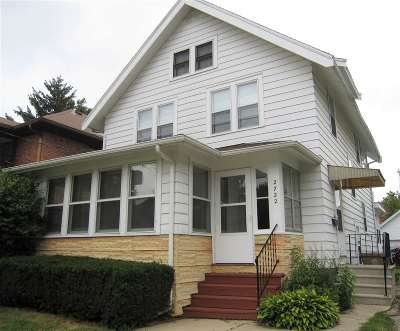 Madison Multi Family Home For Sale: 2722 Sommers Ave