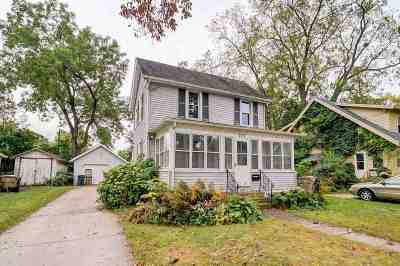 Madison Single Family Home For Sale: 223 Potter St