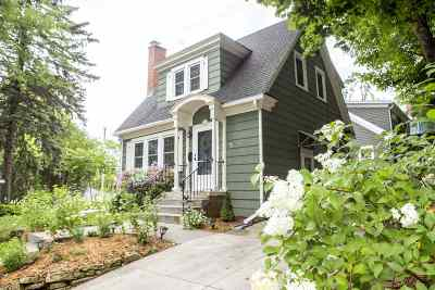 Madison Single Family Home For Sale: 205 Highland Ave
