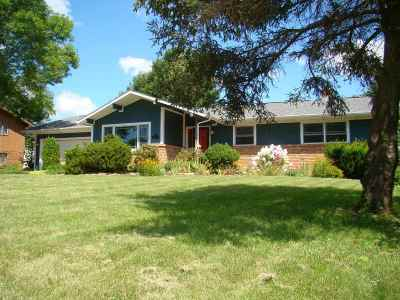 Dodgeville Single Family Home For Sale: 530 Powell St