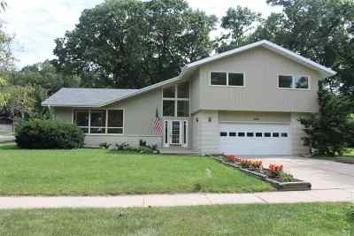 Madison Single Family Home For Sale: 2801 Post Rd