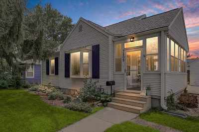 Madison Single Family Home For Sale: 3809 Busse St