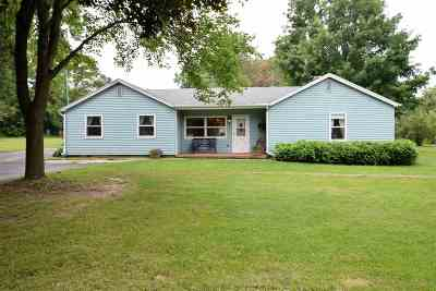 Beloit Single Family Home For Sale: 84 E Auburn Dr
