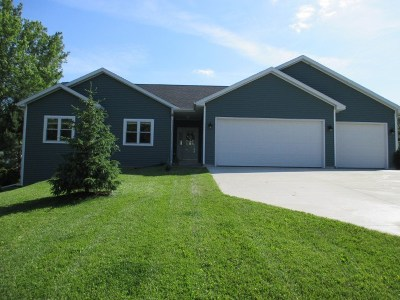 Waunakee Single Family Home For Sale: 5119 Tuggle Ln