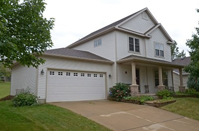 Madison WI Single Family Home For Sale: $292,000