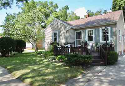 Beloit Single Family Home For Sale: 1129 Euclid Ave