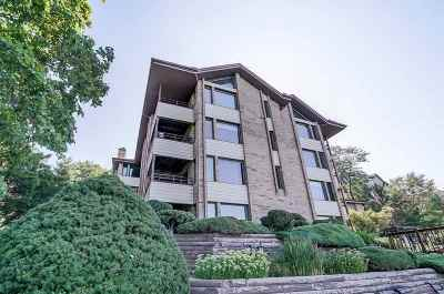 Dane County Condo/Townhouse For Sale: 3905 Monona Dr #7