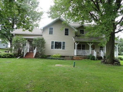 Westby WI Single Family Home For Sale: $249,000