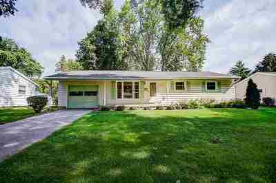 Madison Single Family Home For Sale: 5722 Meadowood Dr