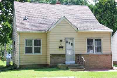 Madison Single Family Home For Sale: 117 Lansing St