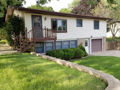 Dodgeville Single Family Home For Sale: 510 W North St