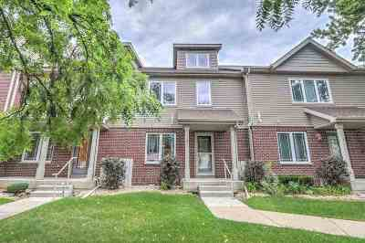 Madison WI Condo/Townhouse For Sale: $176,500