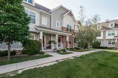 Middleton Condo/Townhouse For Sale: 719 Cricket Ln #2