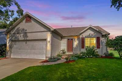 Madison Single Family Home For Sale: 5218 Oak Valley Dr