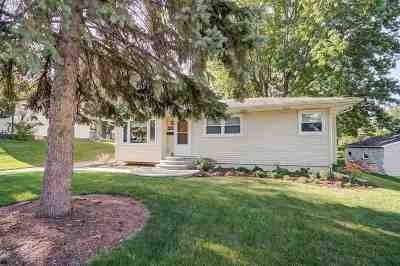 Madison Single Family Home For Sale: 4617 Leo Dr