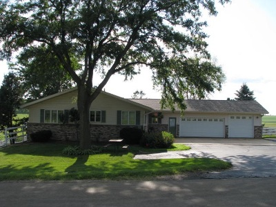 Waunakee Single Family Home For Sale: 6729 Patton Rd