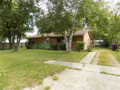 Janesville WI Single Family Home For Sale: $90,000